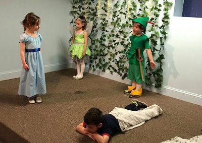 Peter Pan Drama